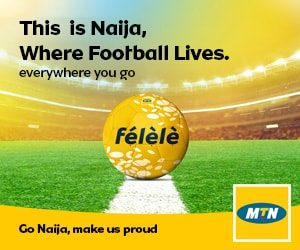 This is Naija where football lives